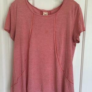 Coral Short Sleeve Shirt 12-14 Yrs Old